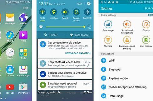 Antarmuka Ponsel Samsung Bakal Ditangani Google?