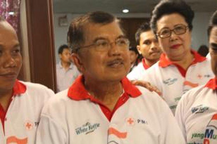 Ketua Umum PMI Pusat, Jusuf Kalla
