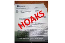 [HOAKS] Surat Peminjaman Genset Gratis Atas Nama PT PLN