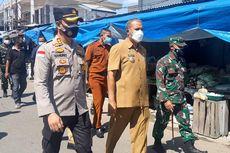 Sidak di Pasar Saat PPKM Level 4, Bupati Sumba Timur: Banyak yang Pakai Masker tapi Ditarik ke Dagu