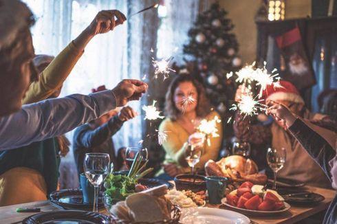 6 Pesan Damai Natal dari Seluruh Negeri, Umat Kristiani Bagi Bingkisan hingga Banser Jaga Gereja