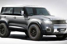 Reinkarnasi Defender Jadi  Land Rover Tercanggih