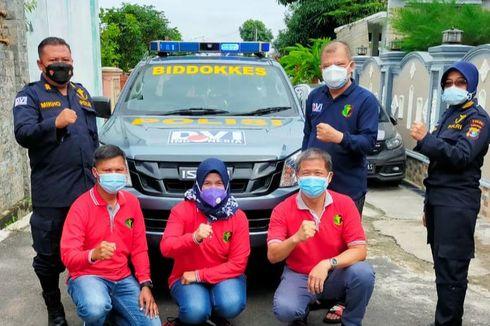 Polda Lampung Ambil Data Antemortem Keluarga Korban Sriwijaya Air di Tulang Bawang Barat