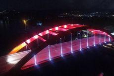 Di Balik Gemerlap Jembatan Holtekamp, Ada Sistem Pencahayaan Pintar