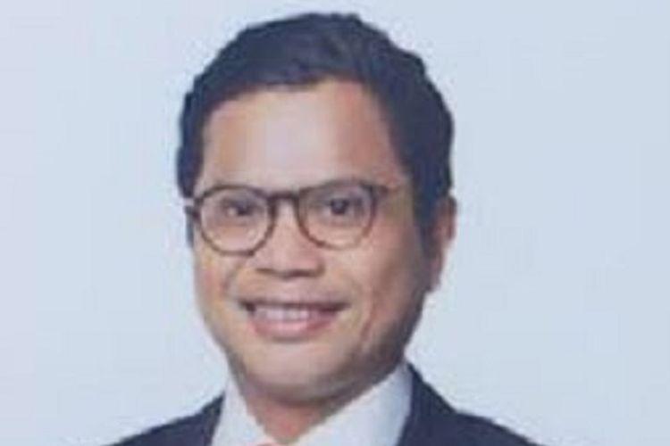 Dirut garuda Indonesia Pahala Mansury