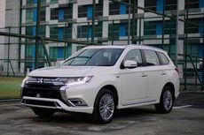 Berapa Penjualan Mitsubishi Outlander PHEV di Indonesia?
