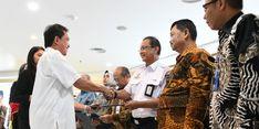 BPH Migas Serahkan SK Penugasan serta Kuota BBM Subsidi dan Khusus Tahun 2020