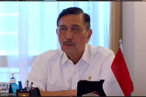 Luhut Ingin Ada Peningkatan Kerja Sama Bilateral Indonesia-AS