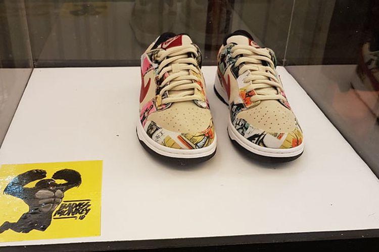 """Inilah Penampakan """"Sneakers"""" Rp 166 Juta"""