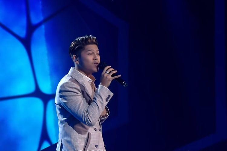 Peserta Indonesian Idol Special Season, Mark Natama