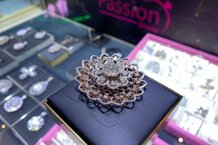 Salah satu koleksi the Aubrey dari Passion Jewelry yang baru diluncurkan Senin (2/12/2019).