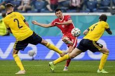 Hasil Swedia Vs Polandia - Dua Gol Lewandowski Tak Cukup, Swedia Pemuncak Grup E