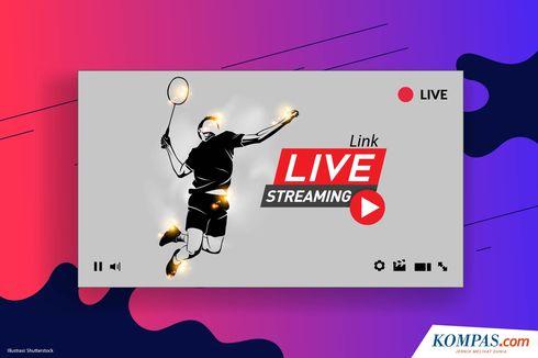 Link Live Streaming Indonesia Open 2019, Menanti Aksi Ahsan/Hendra