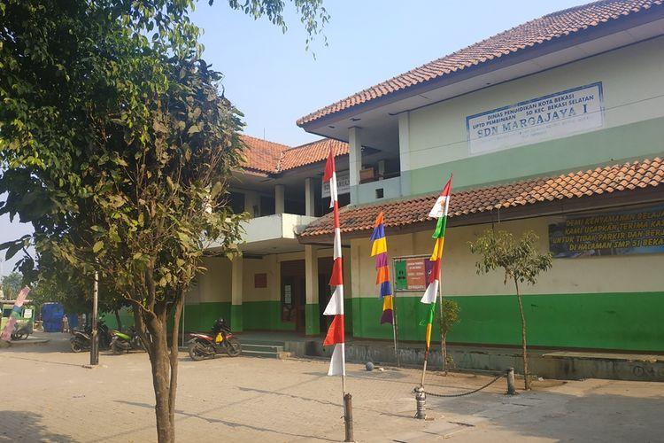 SDN Margajaya 1 bakal disulap Pemerintah Kota Bekasi menjadi sekolah khusus penyandang disabilitas pertama di Bekasi.