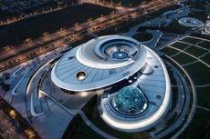 Museum Astronomi Terbesar Se-Dunia Hadir di Shanghai