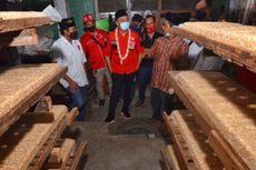 Sosialisasi Capres 2024, Giring Ganesha Blusukan ke Kampung Tempe Surabaya