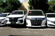 Kasus Investasi Bodong, Polisi Amankan 5 Mobil Mewah Bos Butik dan Pegawainya