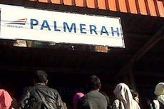 Stasiun Palmerah Direnovasi untuk Pancing Anggota DPR Naik Kereta