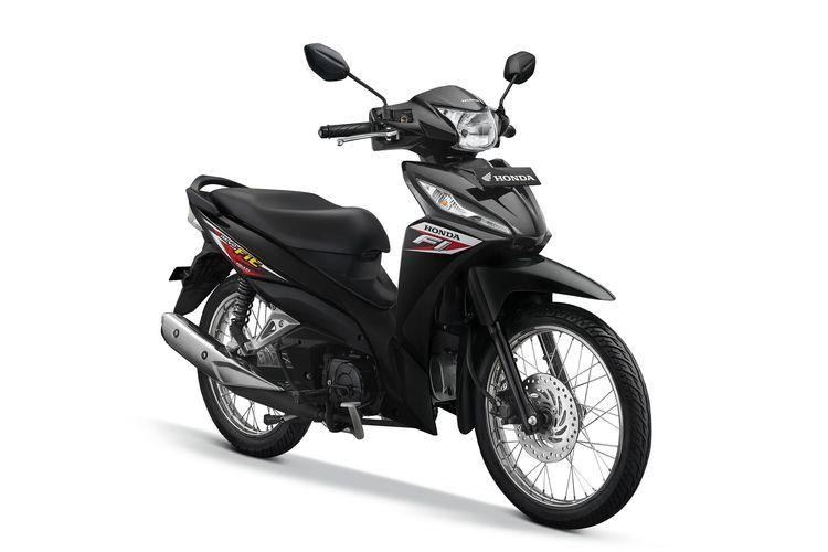 Honda Revo Bersolek