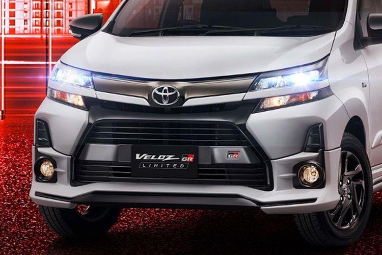 Veloz GR Sport resmi melucur, dijual terbatas