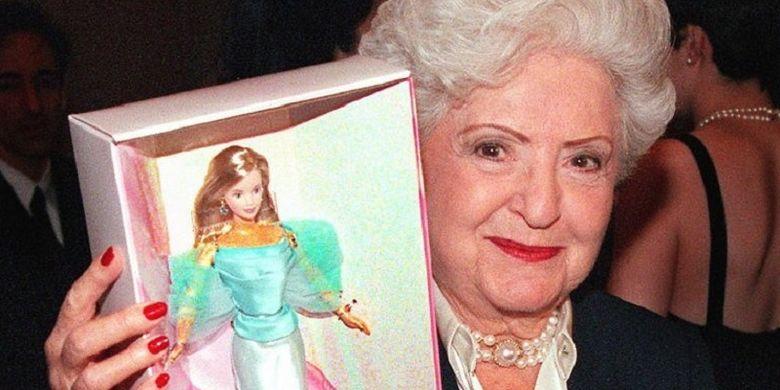 Biografi Tokoh Dunia Ruth Handler Pencipta Boneka Barbie Halaman All Kompas Com