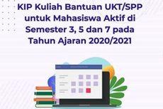 KIP Kuliah Bantu UKT/SPP bagi Mahasiswa Aktif, Ini Syaratnya