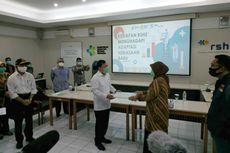 Menkes Kunjungi RSHS Bandung, Minta Pembayaran Insentif Tenaga Kesehatan Dipercepat