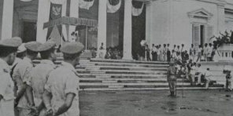 Demokrasi Terpimpin 1957 1965 Sejarah Dan Latar Belakangnya Halaman All Kompas Com