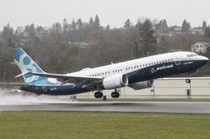 Pesawat Boeing B737 MAX Resmi Boleh Terbang Lagi