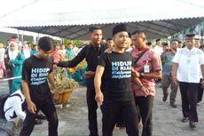 2 Mahasiswa yang Ganggu Pidato Jokowi di Pekanbaru Diperiksa Polisi