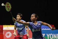 India Open, Greysia/Apriyani Belum Terbendung