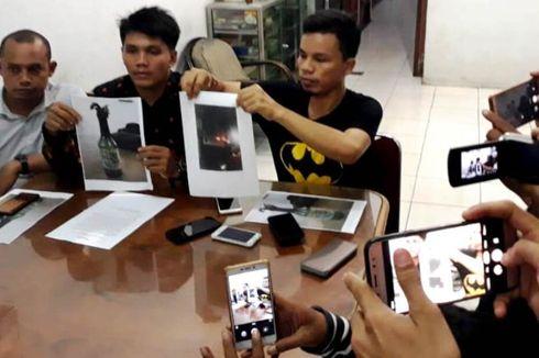 LBH Medan Minta Kapolrestabes Ungkap Kasus Pelemparan Bom Molotov