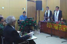 18 Orang Tahanan KPK Rayakan Natal di Rutan