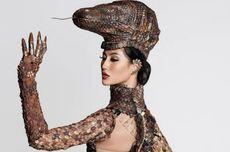 Kenakan Kostum Komodo, Alumni Unair Pukau Ajang Miss Universe 2020