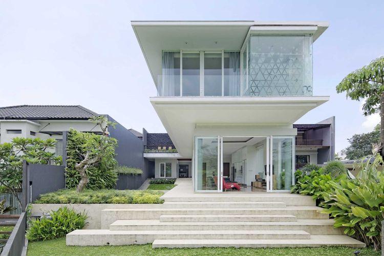 Am House karya Architects Rakta Studio