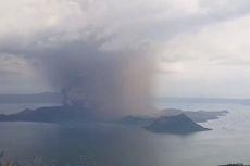 [POPULER INTERNASIONAL] Gunung Taal di Filipina Meletus   Jet Tempur Israel Rusak karena Banjir