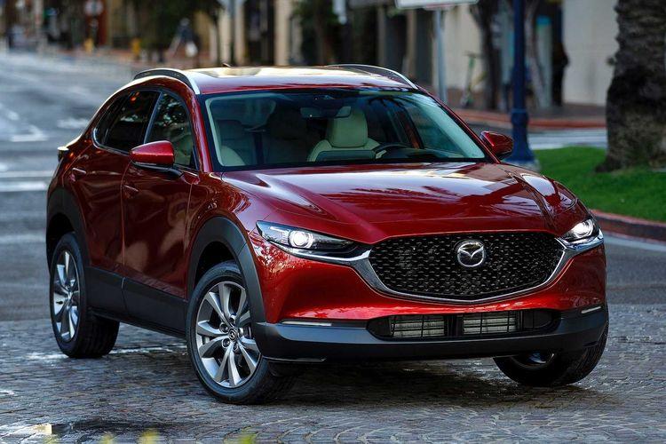 Mazda CX-30 pertama dikenalkan pada ajang Geneva Motor Show 2019