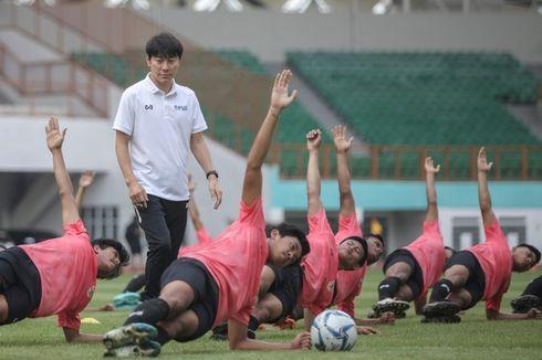 Dua Pemain dari Klub Eropa Dipanggil Shin Tae-yong untuk Timnas U19