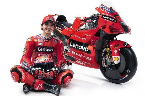 Profil Francesco Bagnaia, Sosok Murid Valentino Rossi