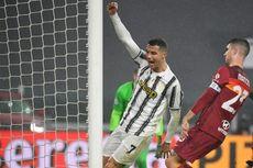 Hasil Juventus Vs Roma, Ronaldo dkk Jinakkan Serigala Ibu Kota