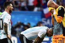 Timnas Argentina Tunjuk Lionel Scaloni sebagai Pelatih Sementara