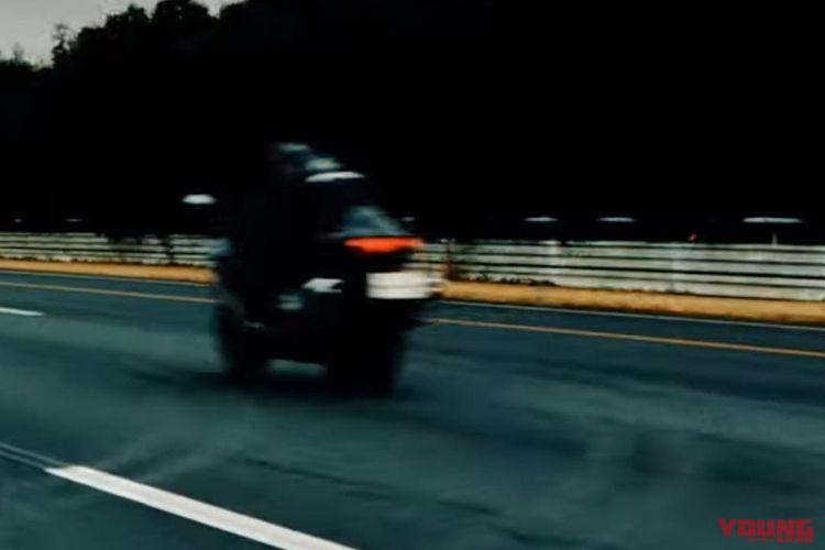 Generasi ketiga Suzuki Hayabusa segera meluncur