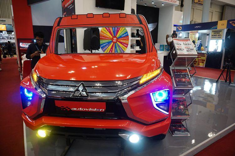 Ragam produk aksesori LED hadir di GIIAS 2018