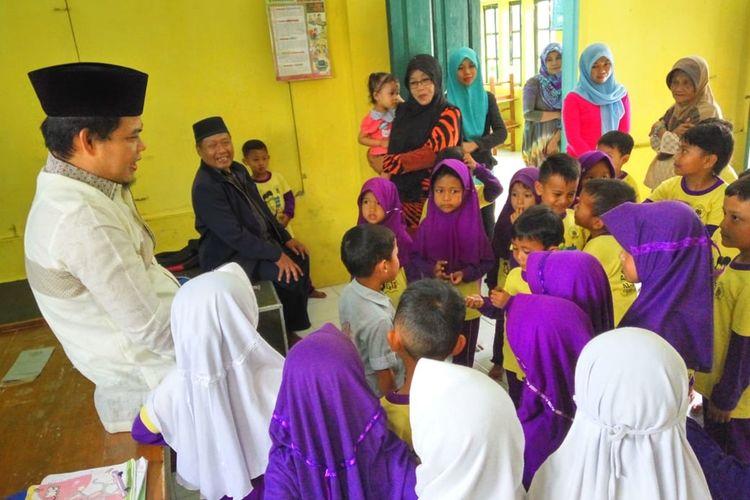 Wakil Ketua DPRD Provinsi Jawa Barat Oleh Soleh