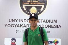 Piala AFF Futsal, Pemain Indonesia Ini Dipuji Pelatih Thailand