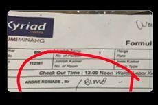 Penggerebekan PSK di Padang, Ada Nama Andre Rosiade di Kuitansi Pemesan