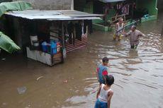 Lokasi Banjir di Jakarta Bertambah Jadi Hampir 2 Kali Lipat