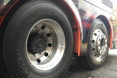Pelek Bus Aluminium Retak di Bagian Disc, Ini Bisa Jadi Penyebabnya