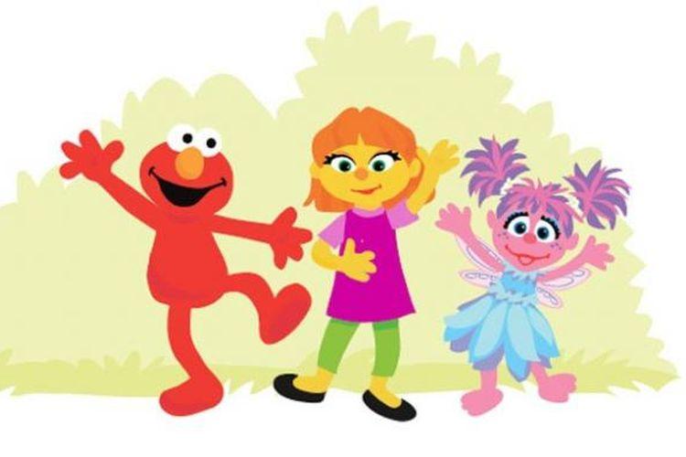 Beberapa karakter dalam Sesame Street
