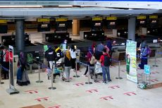 Triwulan III 2020, Pergerakan Penumpang di Bandara Lombok Naik 3 Kali Lipat